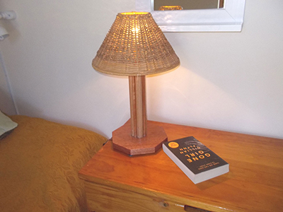 Make your own Bedside Lamp 29