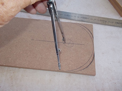 Make a Carpet Protector for your Furniture 7