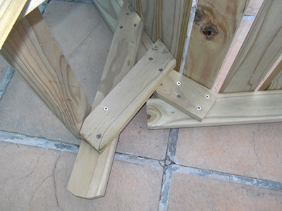 DIY Wooden Lounger Image
