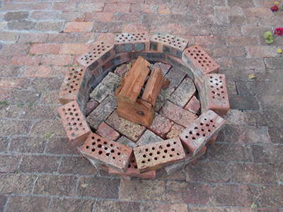 Make a Fire Pit 7