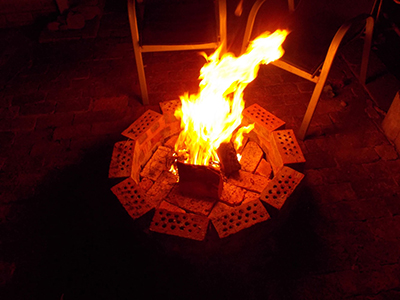Make a Fire Pit 8