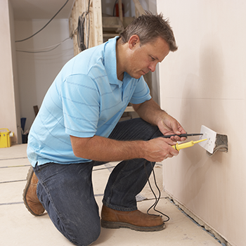 Safely attend to your household electrics