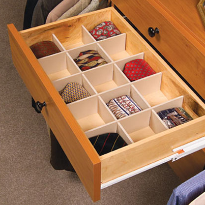 Keep your Drawers Neat and Tidy