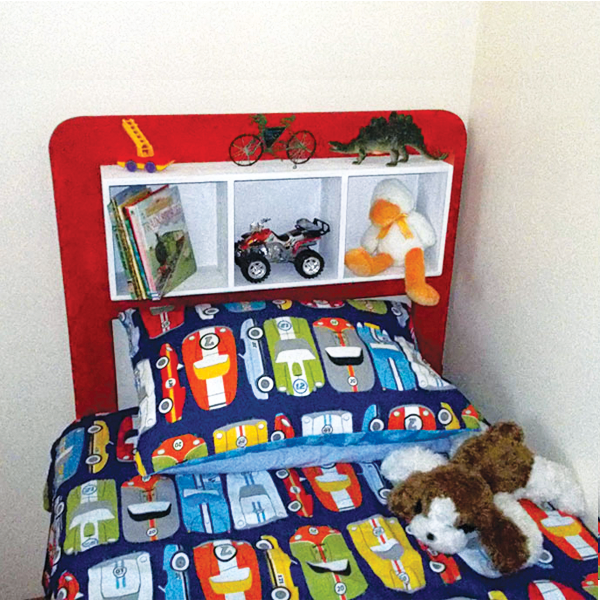 Make a headboard for your kids