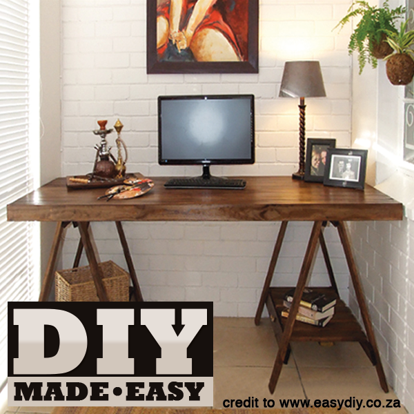 Quick and Easy Desk
