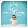 Save Energy Whenever you Can