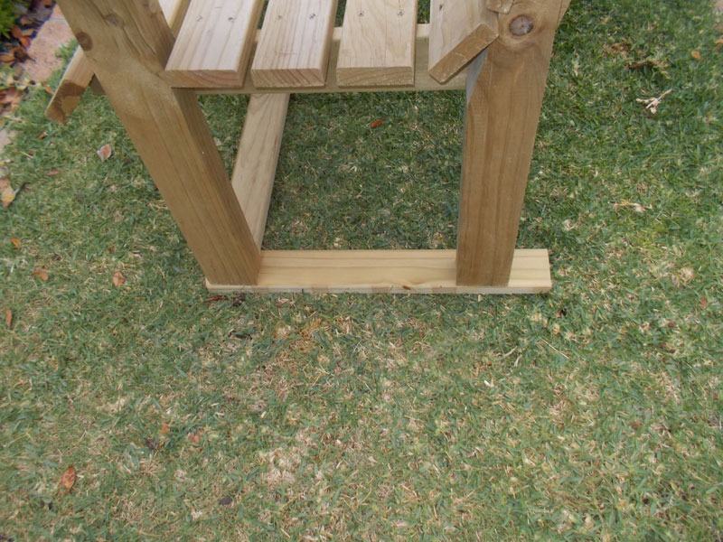 Garden Bench Project Image 20
