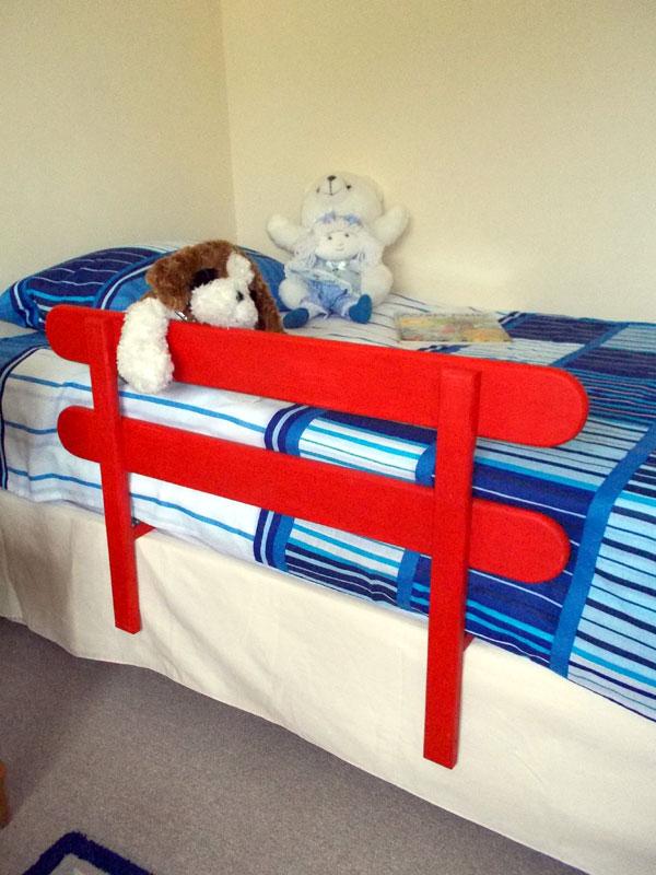 Mica Bed Barrier