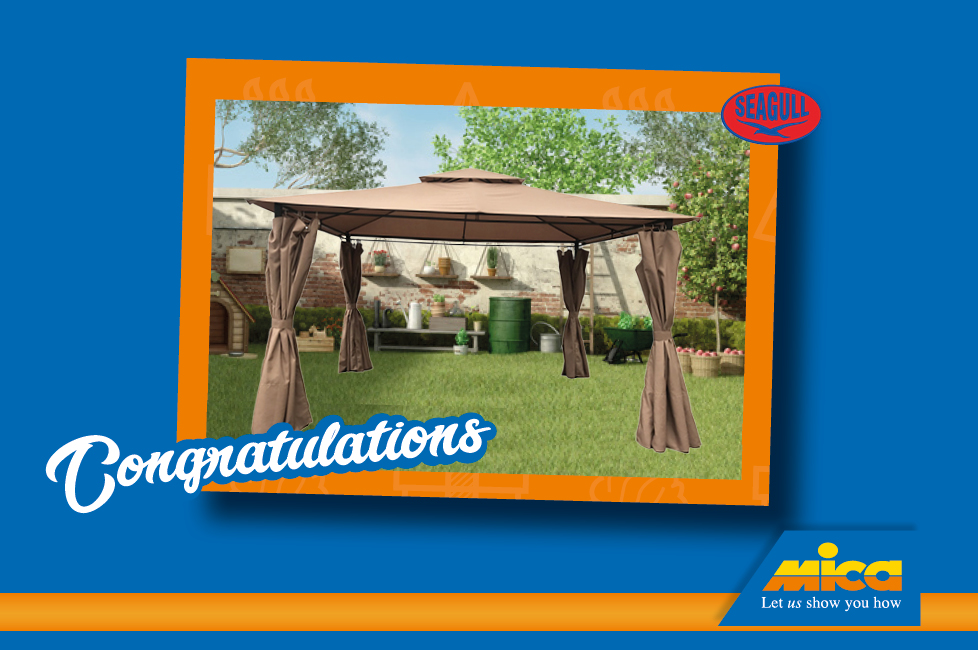 Garden Pavilion Winners!