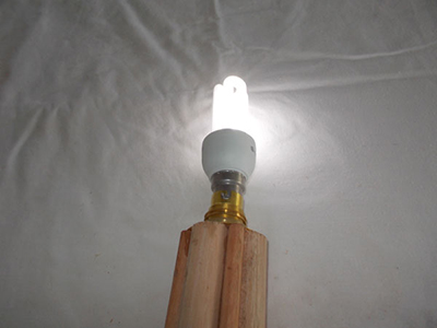 Make your own Bedside Lamp 28