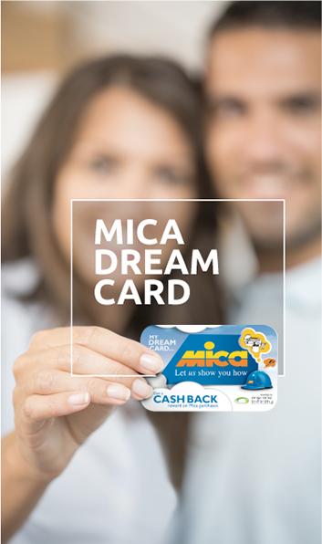 Mica Dream Card
