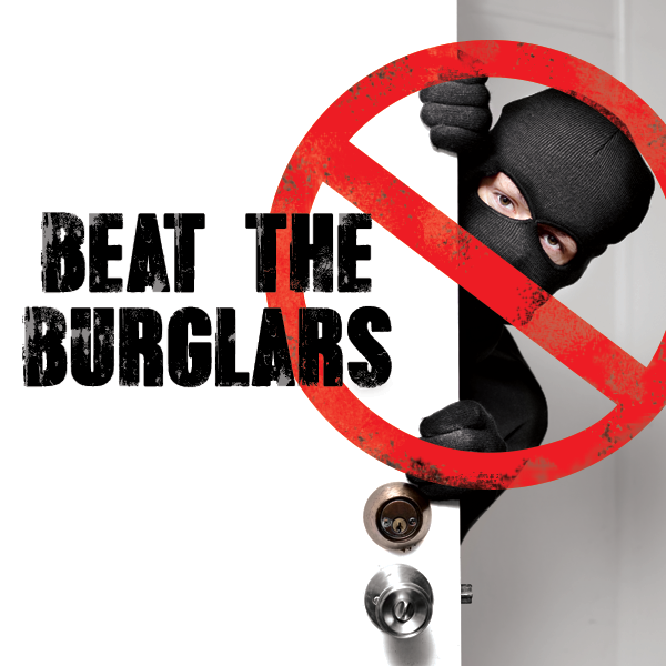 Add security to your home