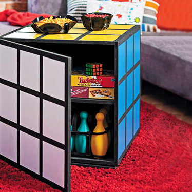 A funky addition to any Kids Room