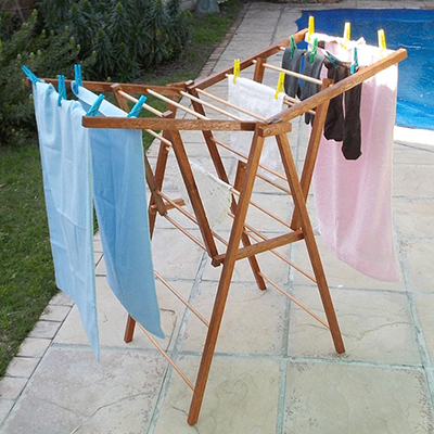 Mica Hardware Diy Clothes Drying Rack