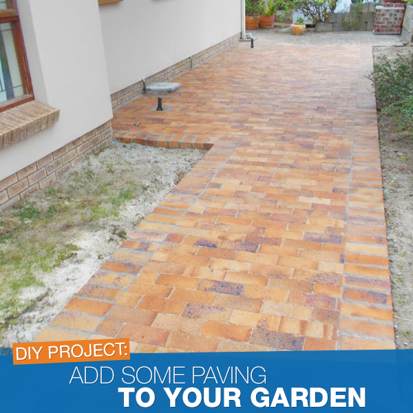 Pave Your Garden