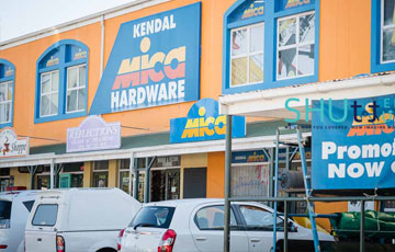 New Kendal Store