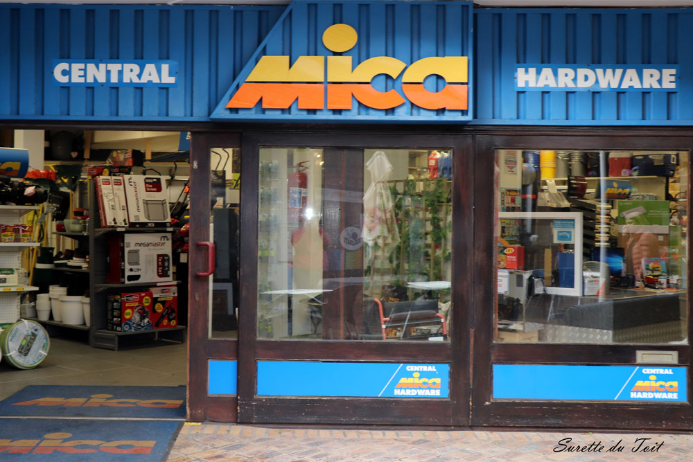 Central Mica Store Front