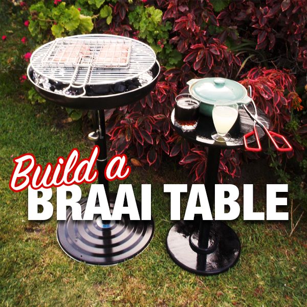 Build a Braai Table