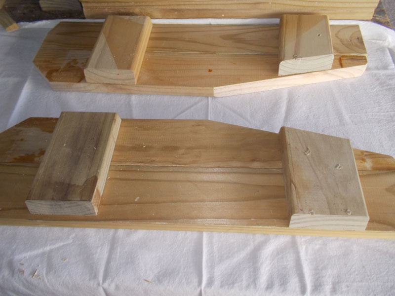 Garden Bench Project Image 12