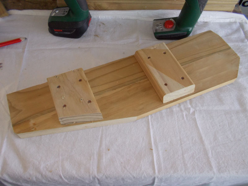 Garden Bench Project Image 14