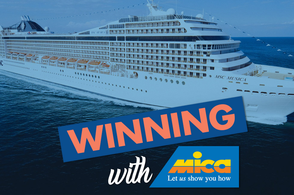 Cruise Winners Banner