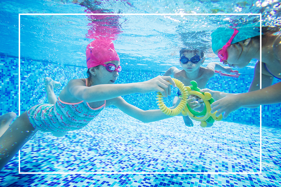Swimming Tips Banner