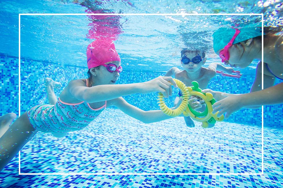 Swimming Tips Banner